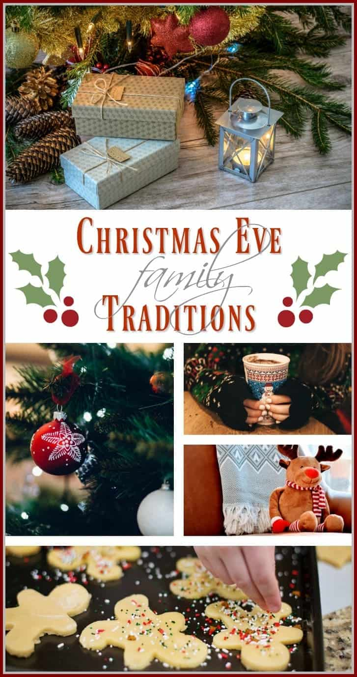 Family Christmas Eve Traditions You Can Start Right Now! #christmas #christmaseve #traditions #holidays
