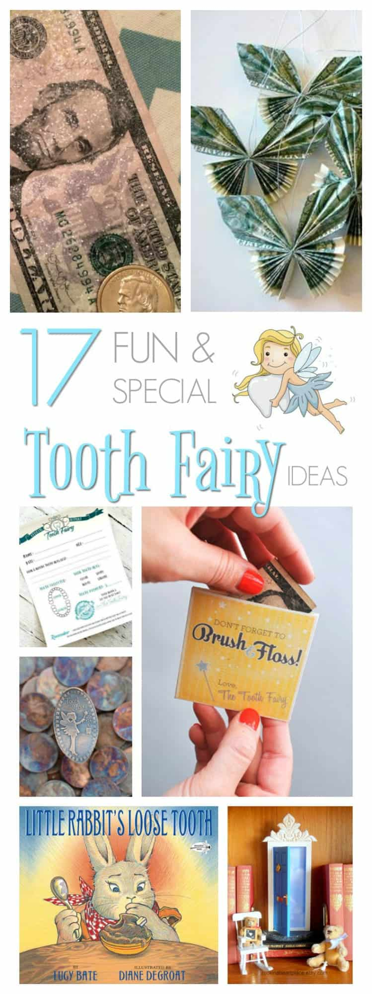 17 Fun & Special Tooth Fairy Ideas