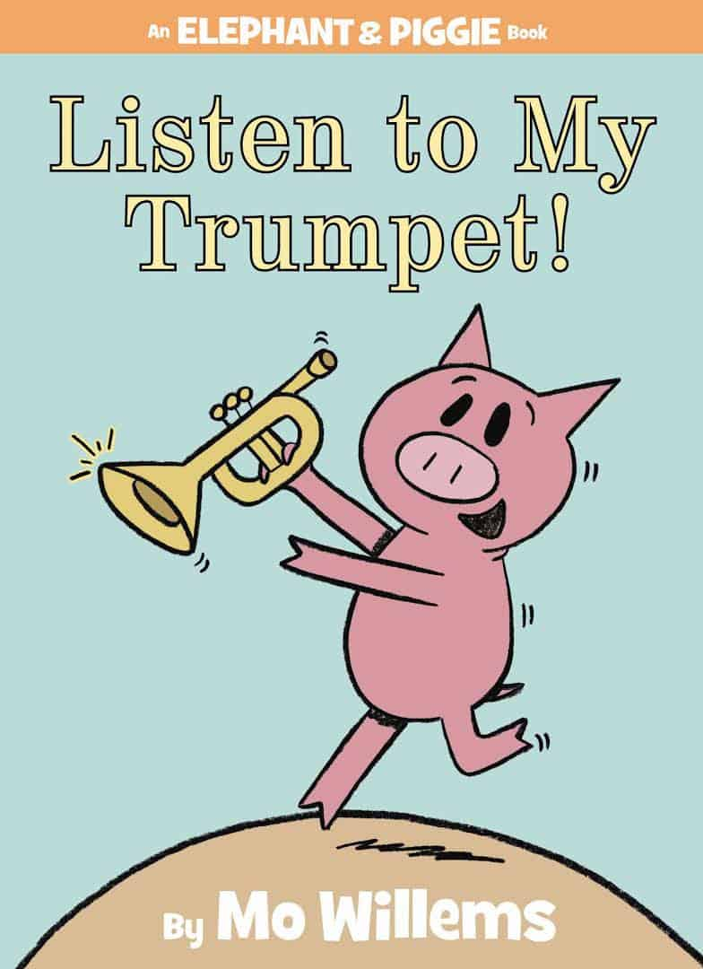 Celebrating Children's Book Week with 10 New Favorite Books - Listen to My Trumpet!