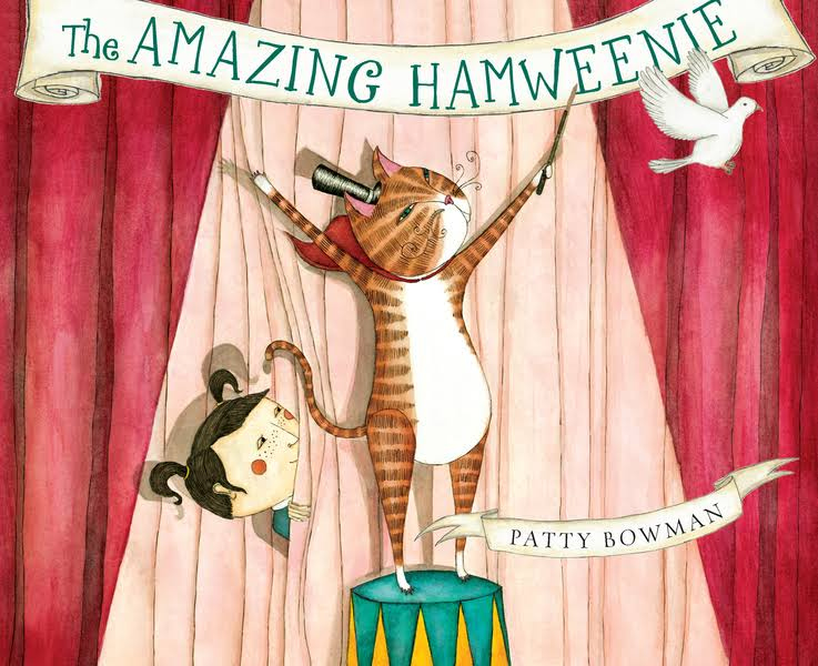 Celebrating Children's Book Week with 10 New Favorite Books - The Amazing Hamweenie