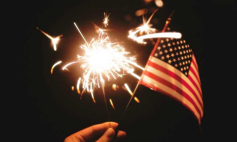 36 Creative Fourth of July Crafts for Kids