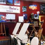 Painting with a Twist: A Perfect Date Night with My Teen