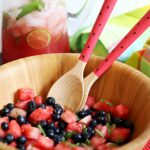 Share a Slice of Summer: Watermelon Mojito Mocktail & Watermelon Berry Mojito Salad