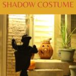 diy shadow halloween costume