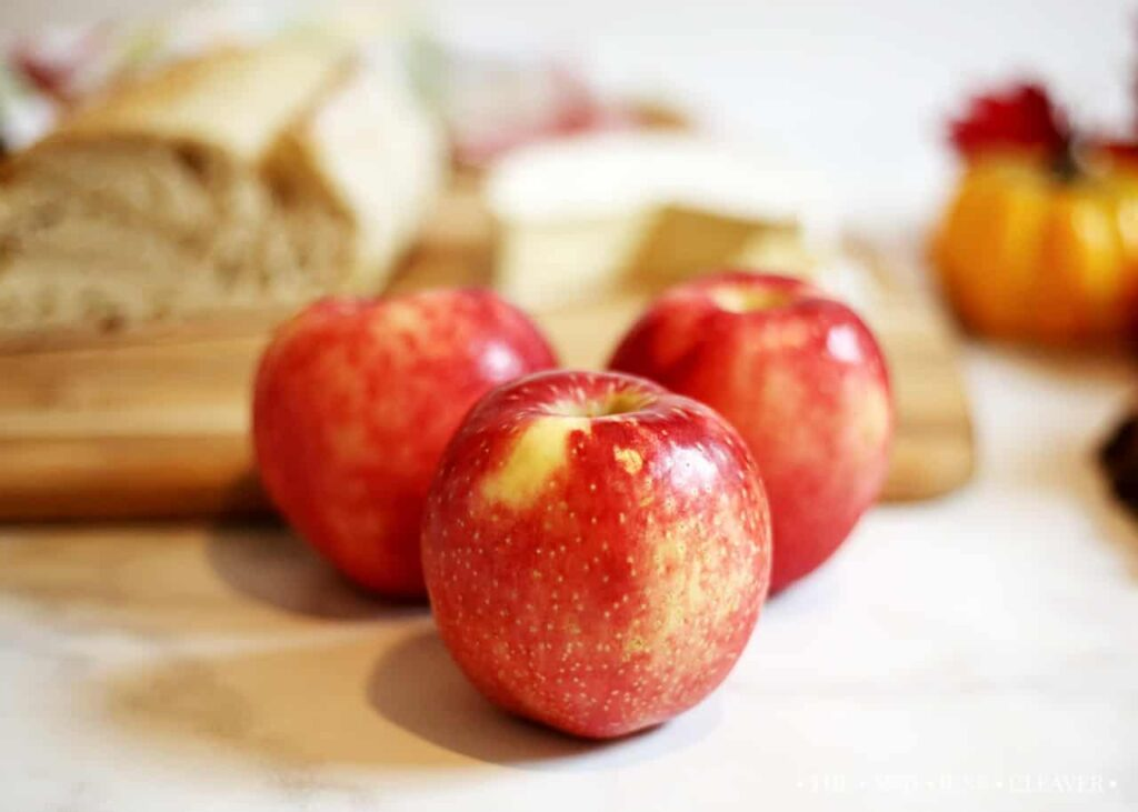 Apple, Brie & Cranberry Make the Perfect Fall Sandwich