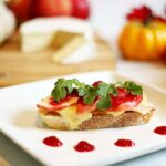Apple, Brie & Cranberry Make the Perfect Fall Grilled Cheese Sandwich
