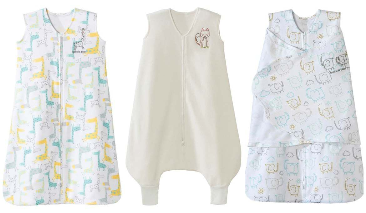 Baby Things You'll Need that You Won't Get at Your Baby Shower #baby #babyneeds #babymusthave #babyshower #sleepsack #nursery