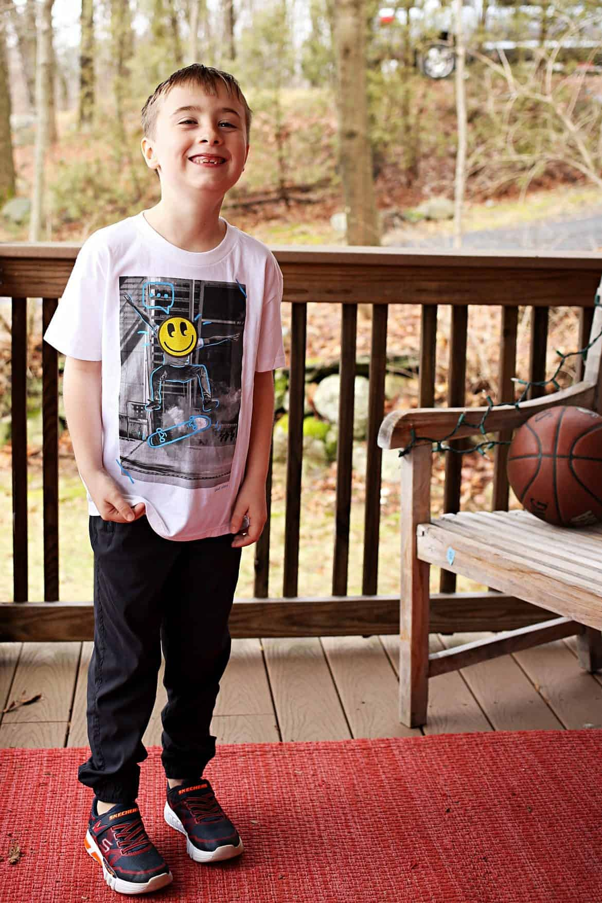 Rock Your Son's Style with Stitch Fix Kids for Boys #stitchfix #stitchfixkids #kidsfashion #boysfashion #boyoutfitideas