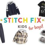 Rock Your Son's Style with Stitch Fix Kids for Boys
