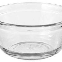 Glass Mixing Bowls, 4 Quart (Set of 2)