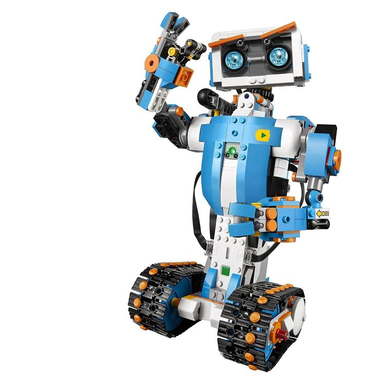 LEGO Boost Fun Robot Building & Coding Kit