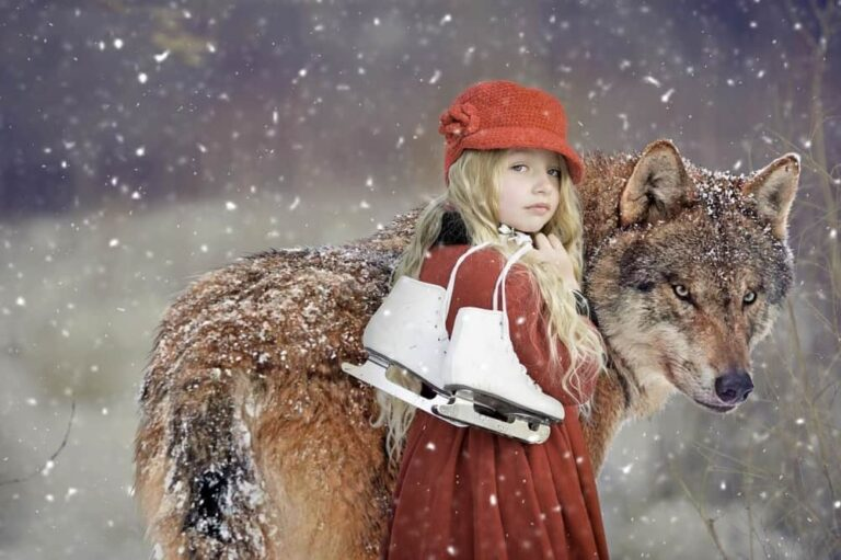 Fractured Fairy Tales: Little Red Riding Hood