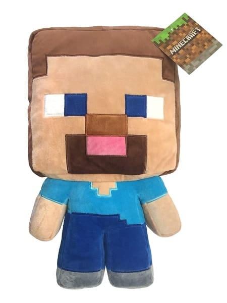 Minecraft Steve Plush Pillow Buddy