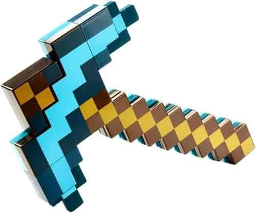 Transforming Sword/Pickaxe