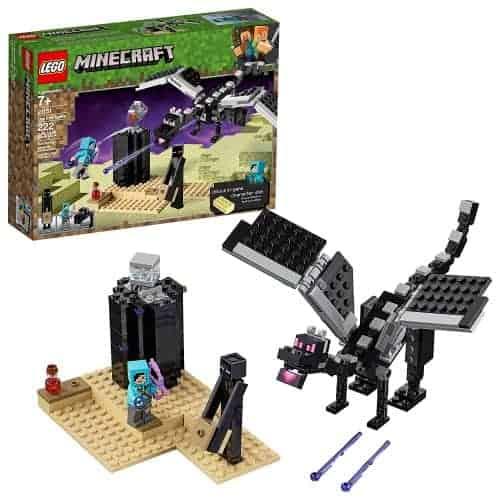 The End Battle Minecraft Lego Set