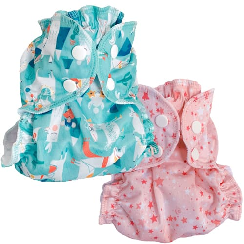 AppleCheeks Envelope Diaper Covers - 4 sizes available