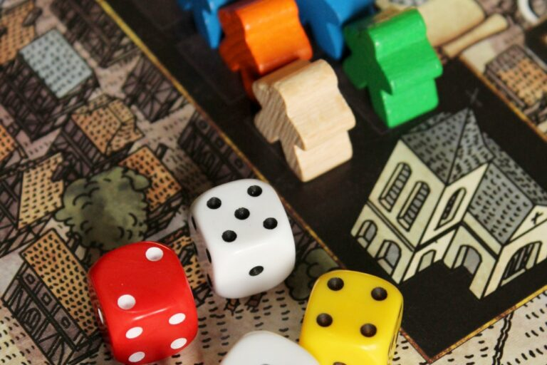 19 Awesome Board Games for 6 & 7-Year-Olds