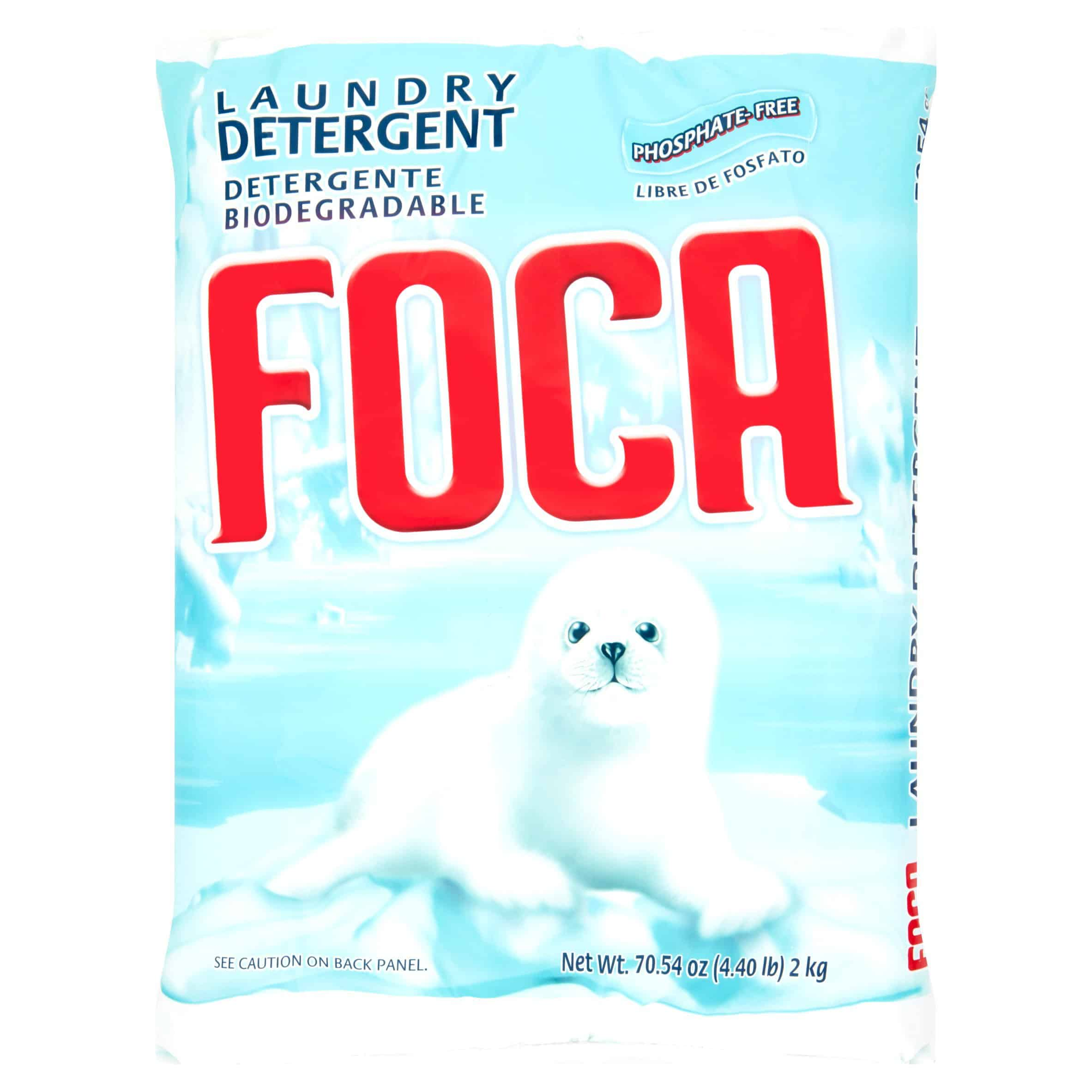 Foca Biodegradable Laundry Detergent, 70.54 oz - Walmart.com