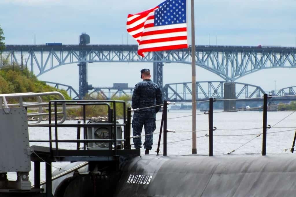 USS Nautilus Groton, CT