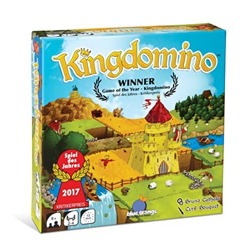 Kingdomino Award Winning Family Strategy Board Game