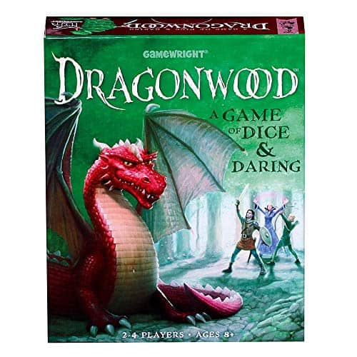 Dragonwood A Game of Dice & Daring