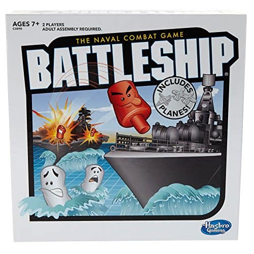 Battleship With Planes Strategy Board Game