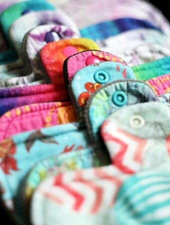 Your cloth diaper and cloth pad questions and answers