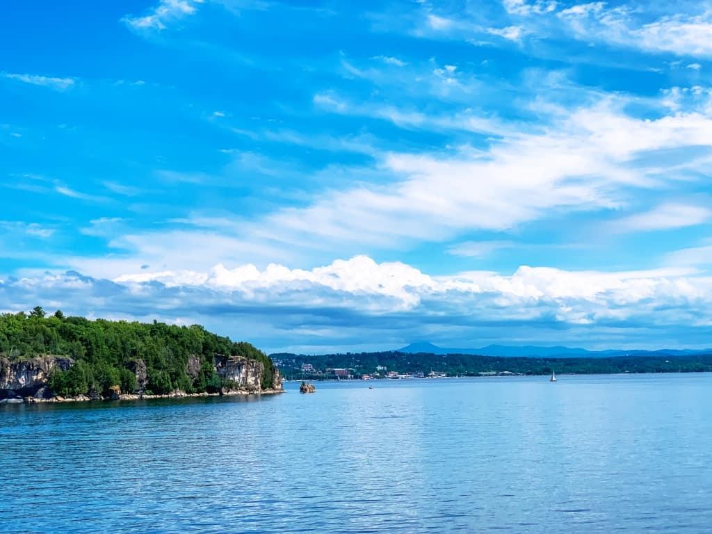 Lake Champlain Cruises, Sprit of Ethan Allen, Burlington, VT