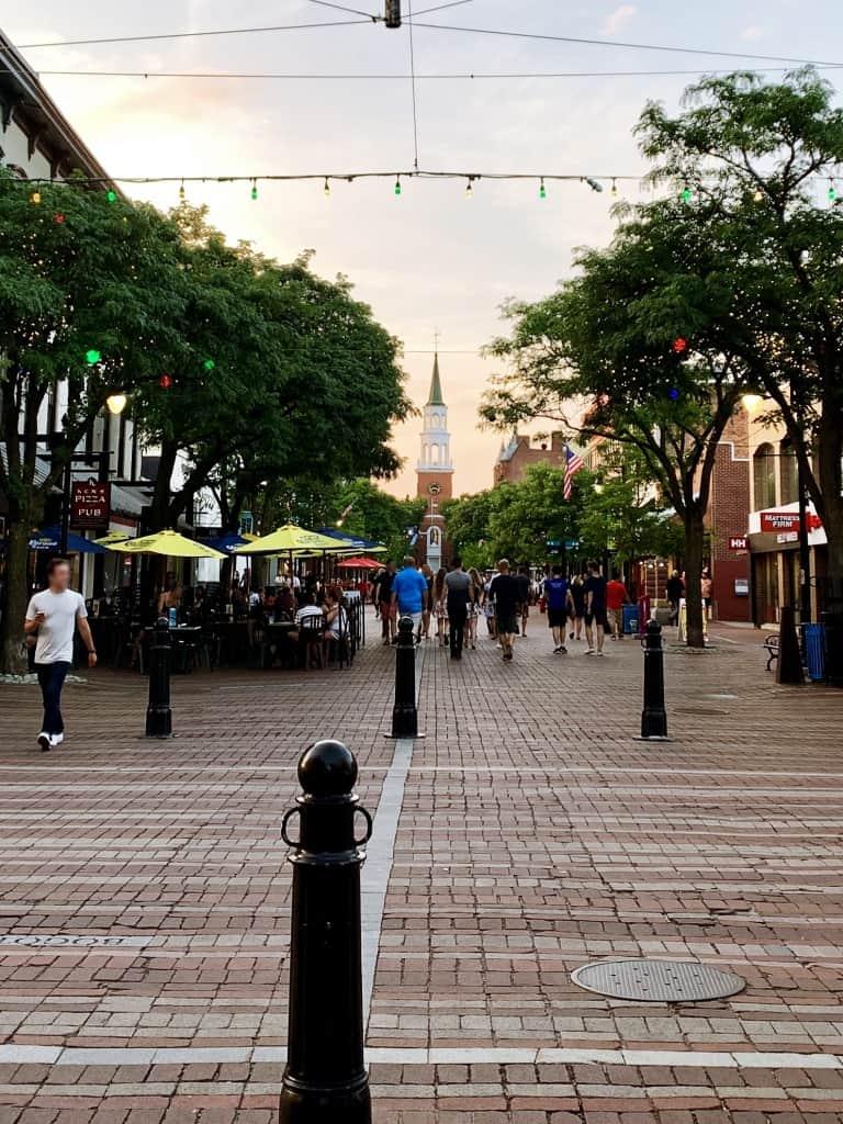 Church Street Marketplace, Burlington, VT