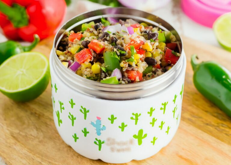 Easy Hot Lunches for Your Child's Lunch Box