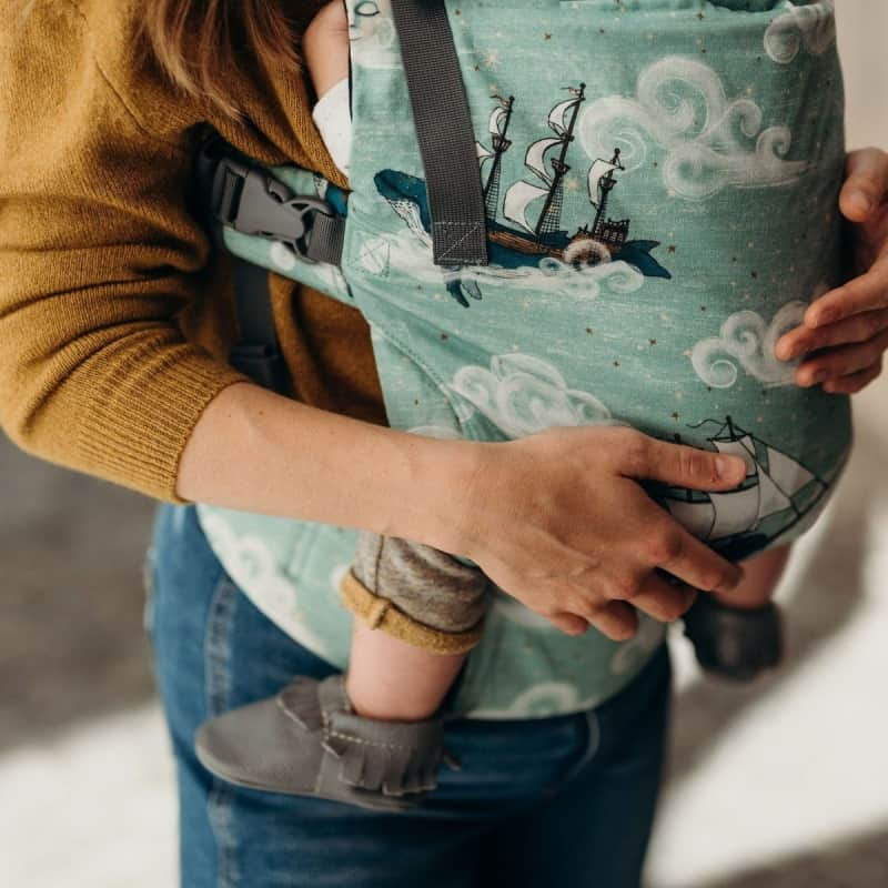 Boba X Baby Carrier - Whimsical Whales