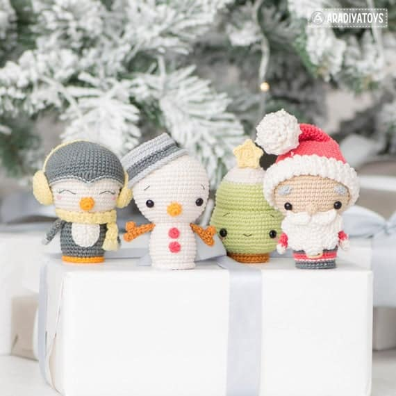 Christmas Minis | Etsy
