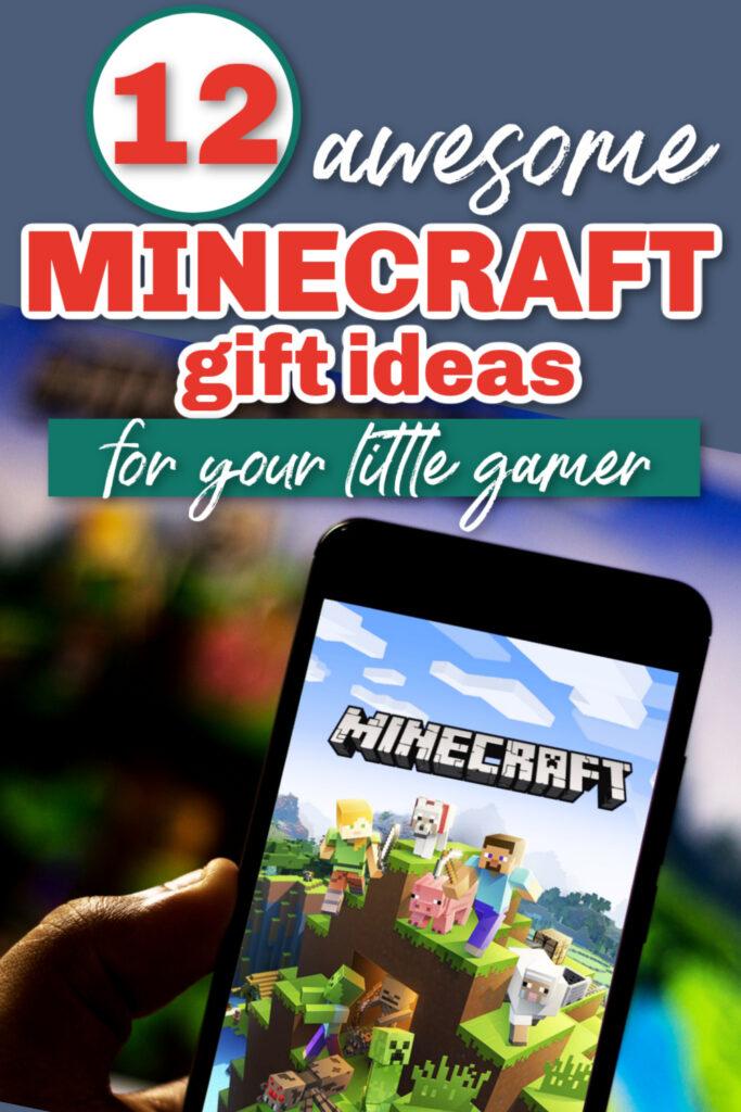 Minecraft Christmas gift ideas