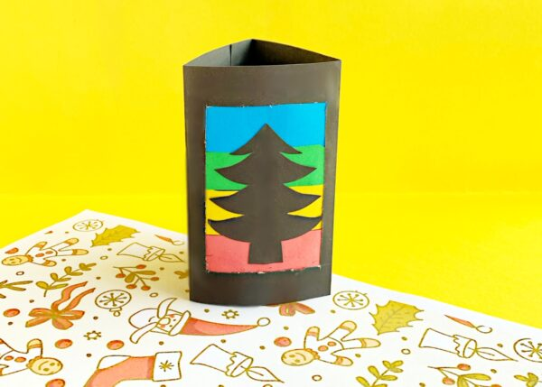 Holiday paper crafts for kids