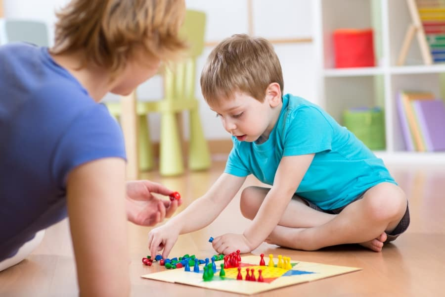 Board game for 5-year-old