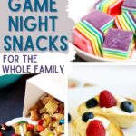 Board game night snack ideas