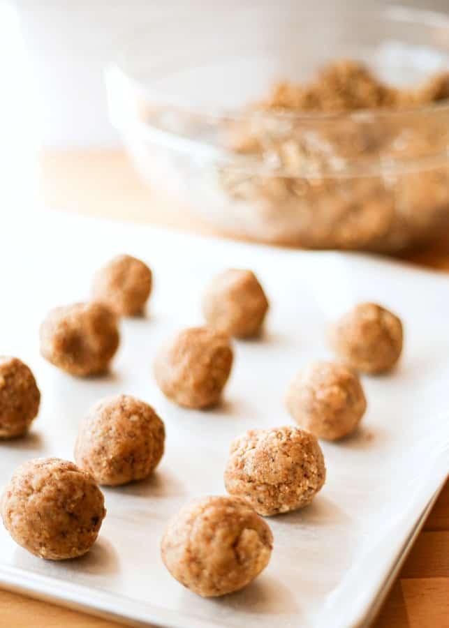 How to make cake balls