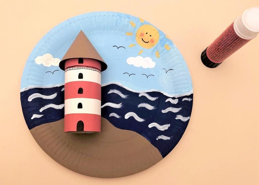 Lighthouse craft ideas