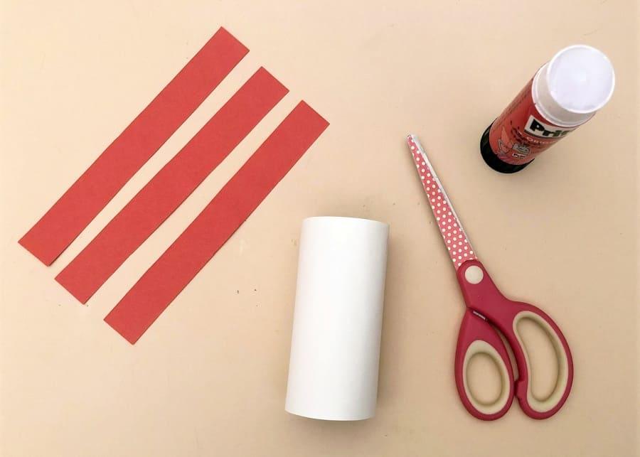 Lighthouse paper craft