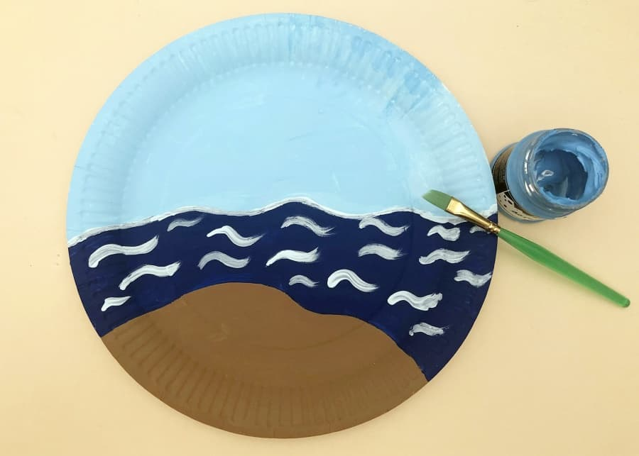 Paper plate craft ideas for kids