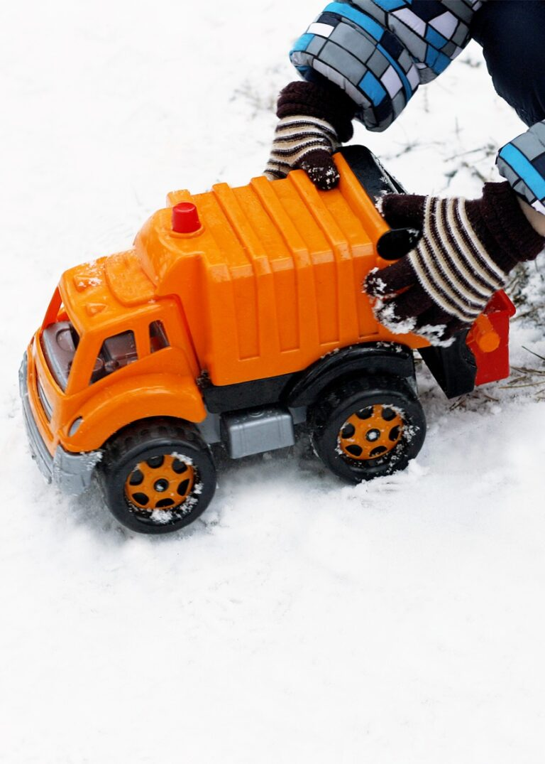 Your Kids Will LOVE These Garbage Truck Toys
