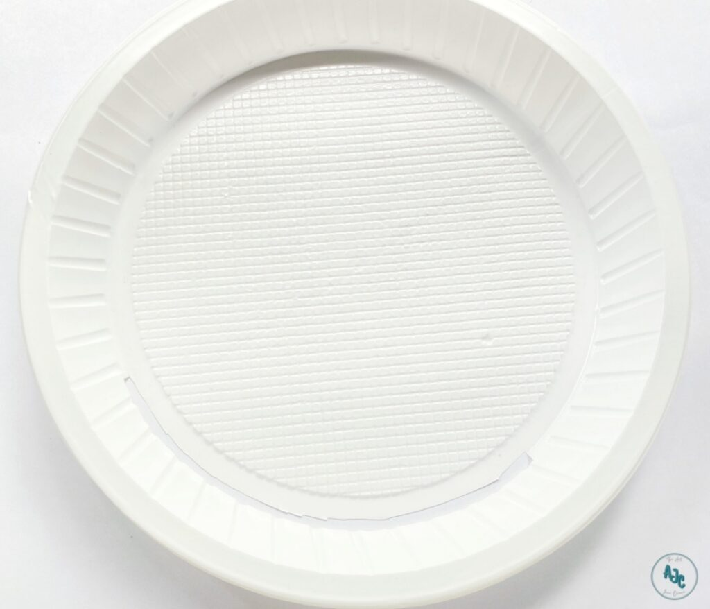 Don't Let the Pigeon Drive the Bus paper plate craft