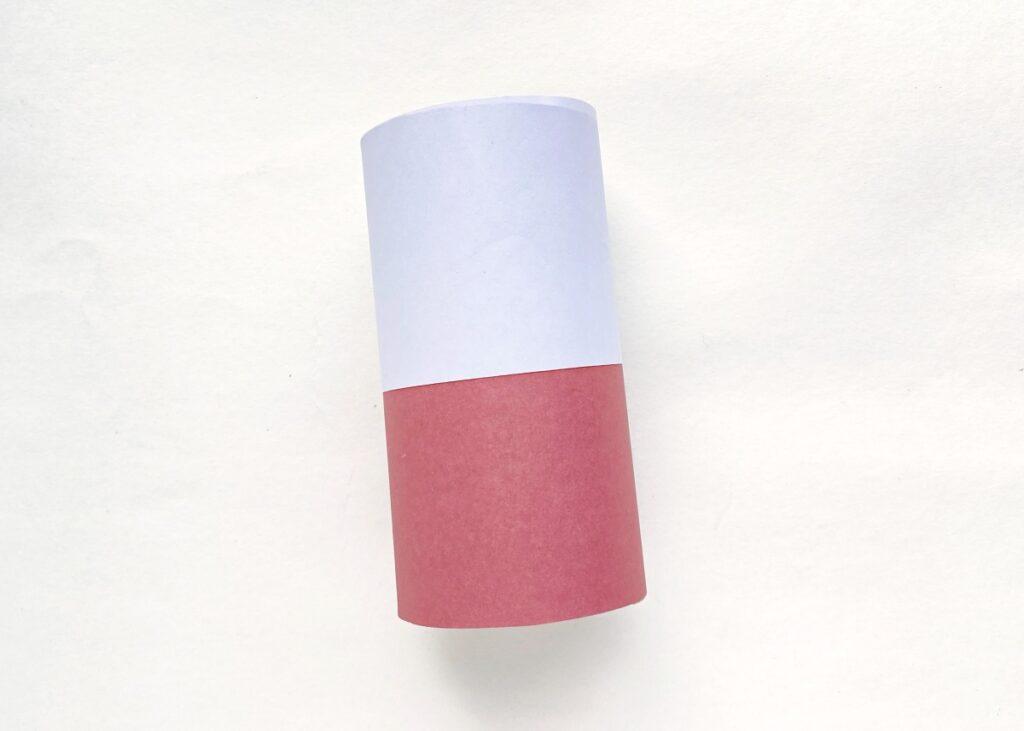 Eagle tissue roll craft