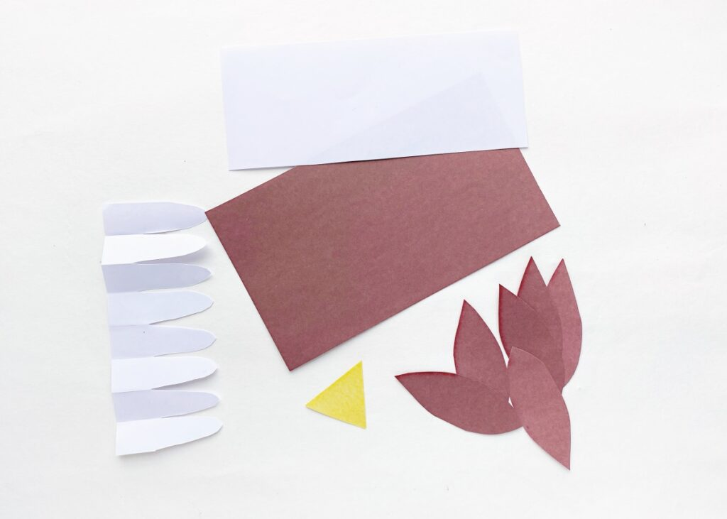 Eagle toilet roll craft
