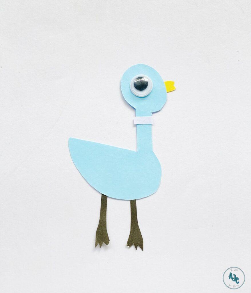 Mo Willems pigeon craft