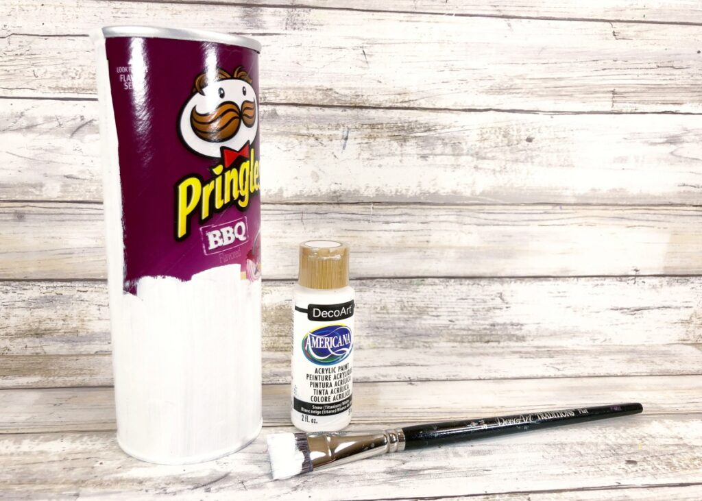 Pringles container crafts for kids