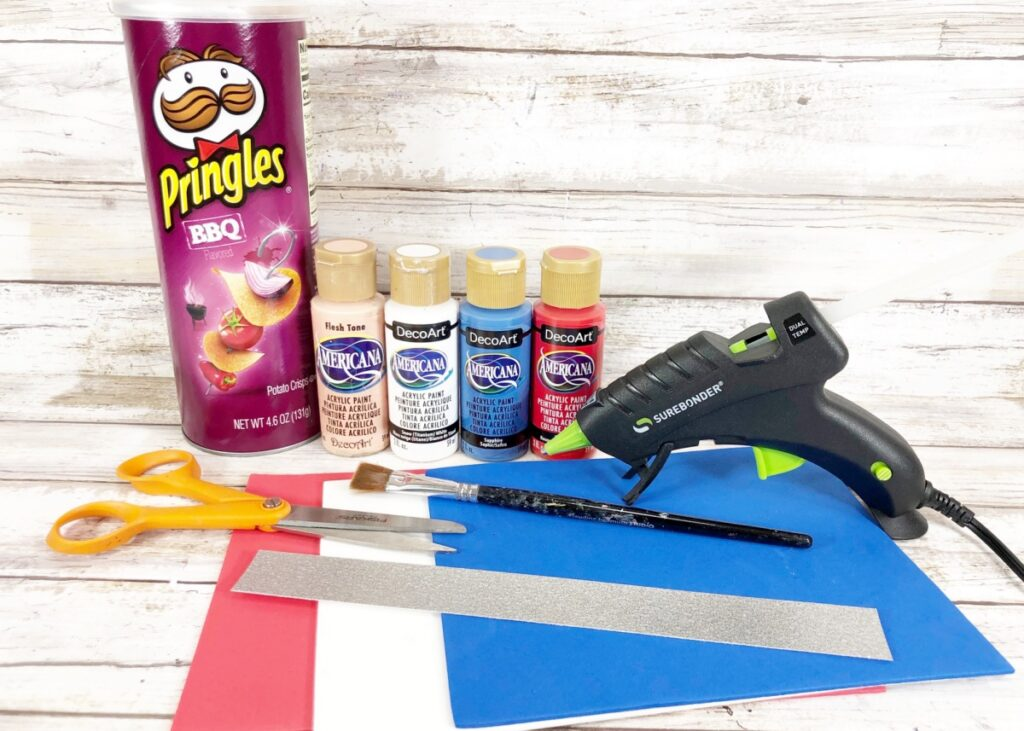Pringles can craft ideas