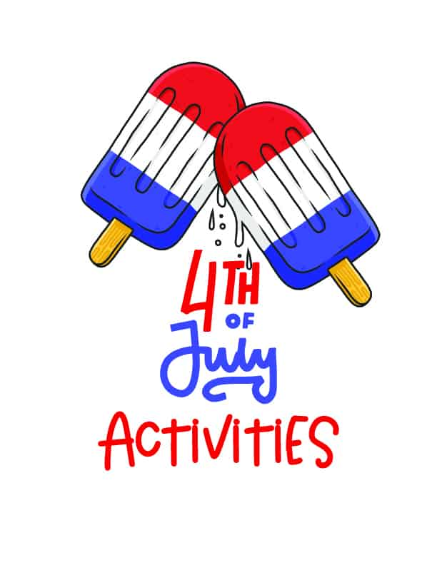 Kids' 4th of July Activity Printables