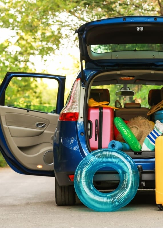 Entertaining Road Trip Games for Kids + Printable Activities
