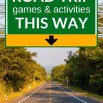 Kids' road trip activities